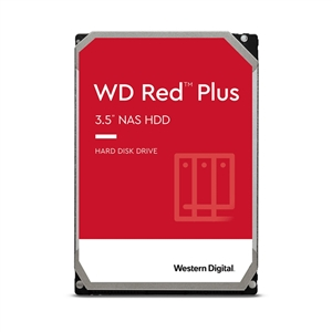 WD Red Plus 12TB 256MB 35 7200rpm  Disco Duro