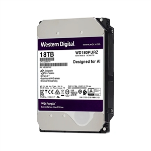 WD Purple 18TB 512MB 35 SATA  Disco Duro