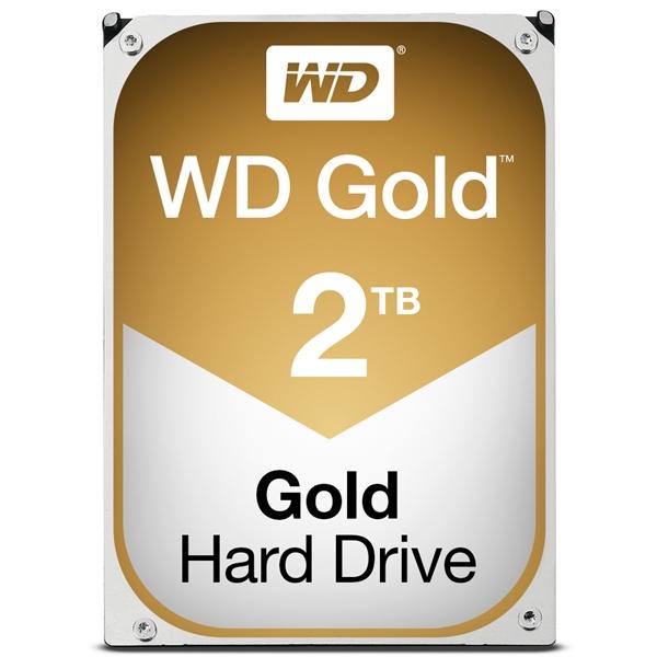 WD Gold 2TB 128MB 3.5″ – Disco Duro