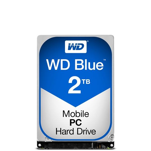 WD Blue 2TB 8MB 2.5″ – Disco Duro