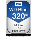 WD Blue 320GB 16MB 2.5