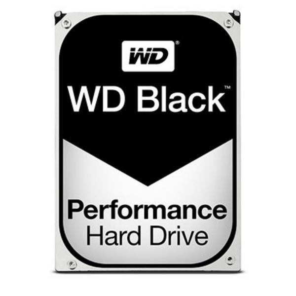 WD Black 4TB 64MB 3.5″ – Disco Duro