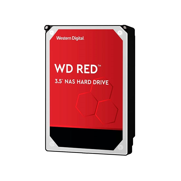 "WD Red 4TB 64MB 3.5"" - Disco Duro"
