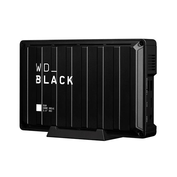 WD Black D10 Game Drive 8TB USB 32 35 Negro  HDD Externo