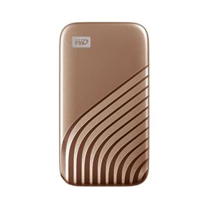 WD Passport 1TB USB 32 Gen 2 25 Dorado  SSD Externo