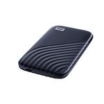 WD Passport 2TB USB 32 Gen 2 25 Azul  SSD Externo