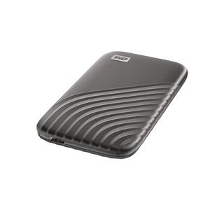 WD Passport 2TB USB 32 Gen 2 25 Gris  SSD Externo