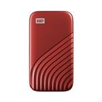 WD Passport 2TB USB 32 Gen 2 25 Rojo  SSD Externo