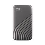 WD Passport 500GB USB 32 Gen 2 25 Gris  SSD Externo