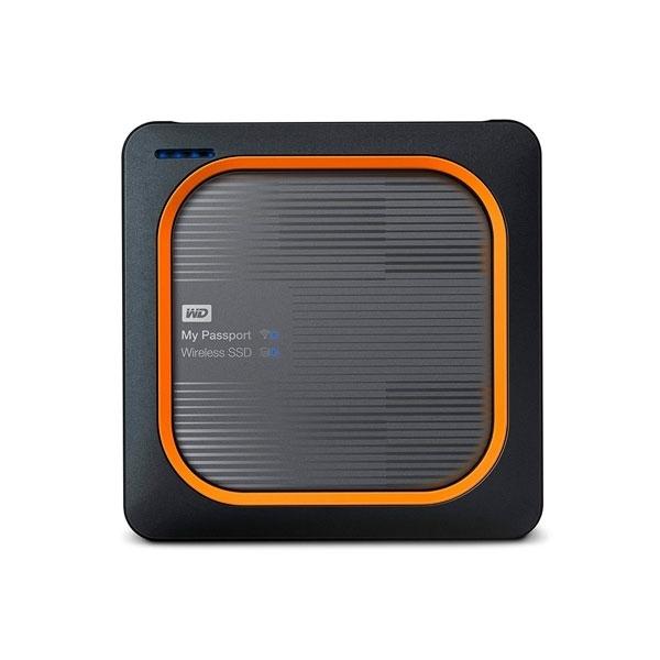 WD My Passport Wireless SSD 500GB  Disco Duro Externo