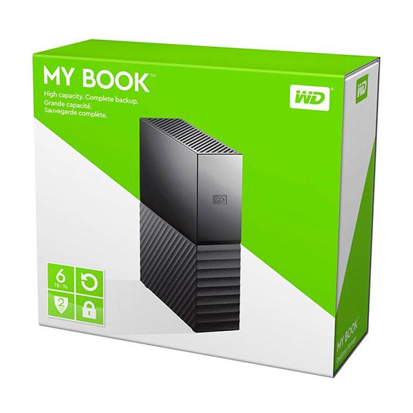 WD My Book 6TB USB 30 35  Disco Duro USB