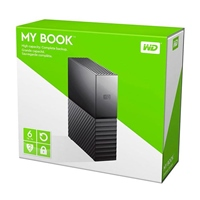 WD My Book 6TB USB 30 35  Disco Duro USB