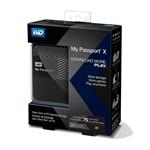"WD My Passport X 3TB 2.5"" - Disco Duro Externo"