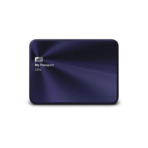 "WD My Passport Ultra 2.5"" 2TB Metal Azul - Disco Duro Ext"