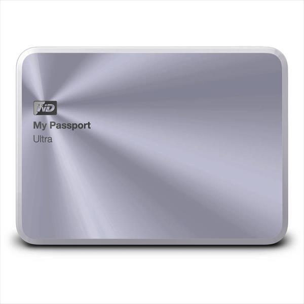 "WD My Passport Ultra 2.5"" 2TB USB Metal - Disco Duro Externo"