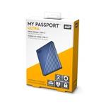 WD Passport Ultra 4TB USB 31 25 Azul  HDD Externo