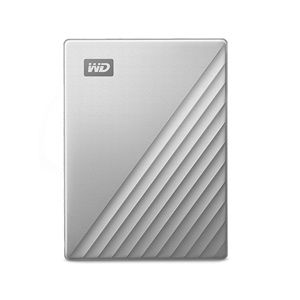 WD Passport Ultra 4TB USB 31 25 Plata  HDD Externo