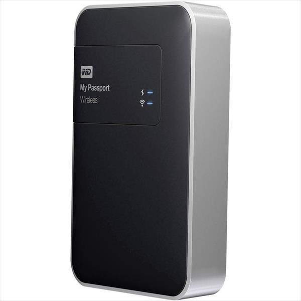WD My Passport Wireless 25 1TB  Disco Duro Externo