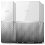 WD My Cloud Home DUO 4TB LAN - Disco Duro Externo