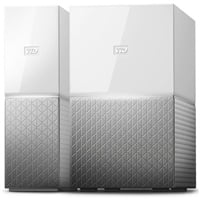 WD My Cloud Home DUO 4TB USB 3.5″ – Disco Duro Externo