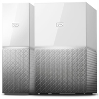 WD My Cloud Home DUO 4TB USB 35  Disco Duro Externo