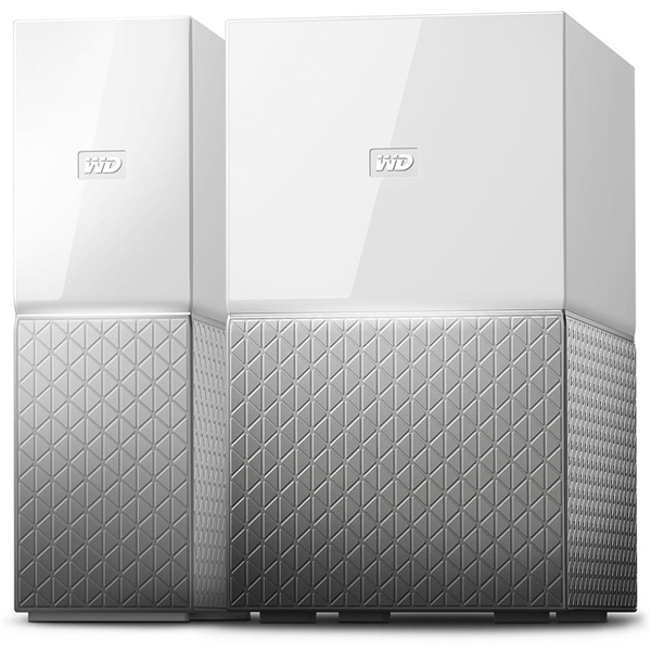 WD My Cloud Home DUO 16TB USB 3.5″ – Disco Duro Externo