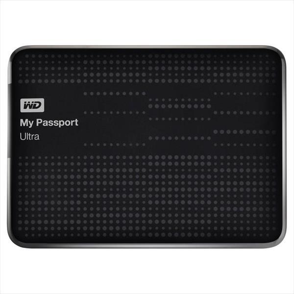 "WD My Passport Ultra 2.5"" 2TB USB Negro - Disco Duro Externo"