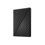 WD My Passport 4TB Black USB 3.0 - Disco Duro Externo