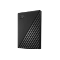 WD My Passport 4TB Black USB 30  Disco Duro Externo