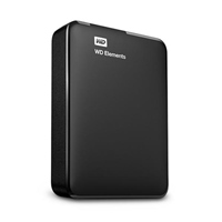 WD Elements SE 2.5″ 2TB USB3.0 Negro – Disco Duro Externo