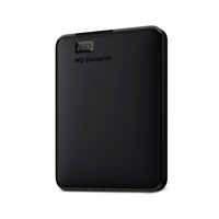 "WD Elements Portable 2.5"" 5TB - Disco Duro Externo"