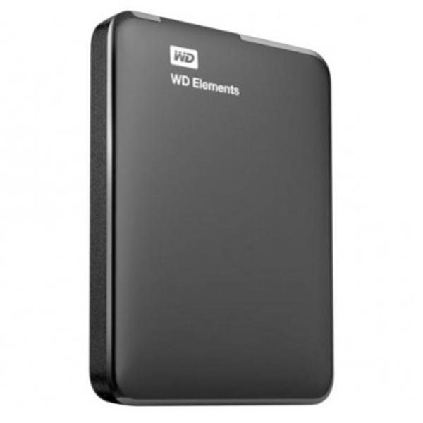 WD Elements SE USB 3.0 2.5″ 1TB Negro – Disco Duro Externo