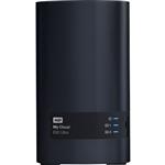 WD My Cloud EX2 Ultra 4TB 35  Servidor NAS