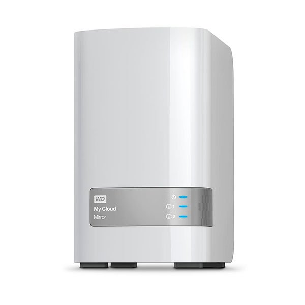 WD My Cloud Mirror 4TB 2-Bay Gen 2- Servidor NAS