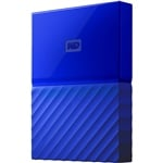 WD My Passport 2TB 25 Azul  Disco Duro USB