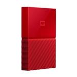 WD My Passport 2TB 25 Rojo USB 30  Disco Duro USB
