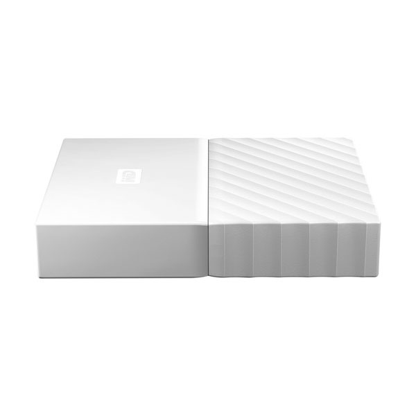 WD My Passport 2TB 25 Blanco  Disco Duro USB
