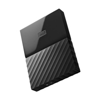 WD My Passport 4TB 2.5″ Negro USB 3.0 – Disco Duro USB