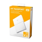 WD My Passport 4TB 2.5