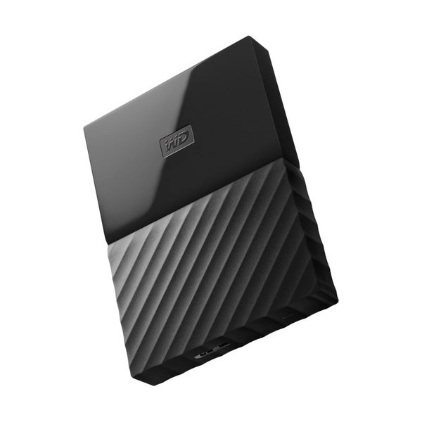 WD My Passport 1TB 2.5″ Negro – Disco Duro USB