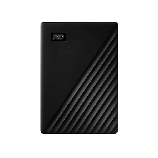"WD My Passport 2TB 2.5"" Negro Nuevo - Disco Duro Externo"