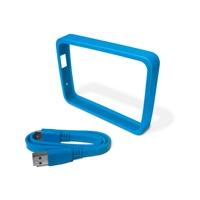 WD Grip Picasso Azul (para discos de 750GB a 1TB) – Funda