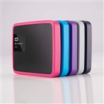 WD GRIP Pack Fucsia Bumper + Cable USB 3.0 para HDD Externo