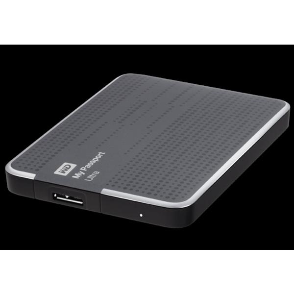 WD My Passport Ultra 2.5″ 1TB USB Titanio – Disco Duro Ext