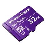 WD Purple 32GB  - Tarjeta MicroSD para videovigilancia
