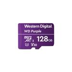 WD Purple 128GB  - Tarjeta MicroSD para videovigilancia