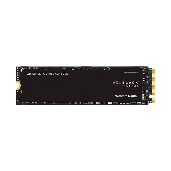 WD Black SN850 1TB M2 PCIe Gen4 NVMe  Disco Duro SSD