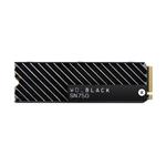 WD Black SN750 1TB M2 PCIe NVMe con disipador SSD