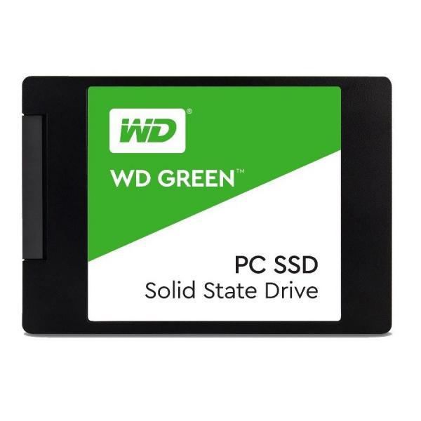 WD Green 120GB SATA – Disco Duro SSD