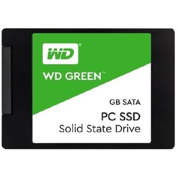 WD Green 120GB 25 3D NAND SATA  Disco Duro SSD